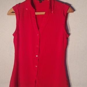 Red Express womens top Small